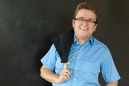 Markus Lauscher ist Referent beim Admanagerforum für Vermarkter März 2017