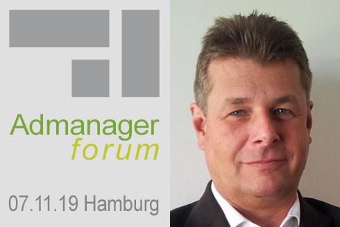"""Edmund Heider ist Referent beim Admanagerforum für Vermarkter """"AdOps Forum Supply"""" November 2019"""